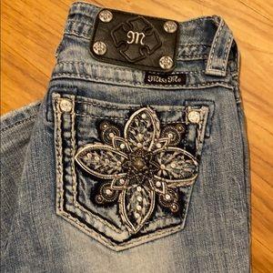 Miss Me Boot Jean